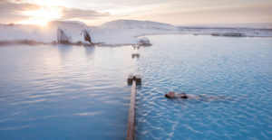 Myvant Nature Baths, Islandia