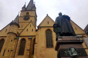 Catedral Luterana Evangélica de Santa María, Sibiu, Rumania