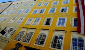 Casa natal de Mozart, Salzburgo