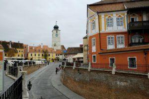 Calle Ocnei, Sibiu, Rumania