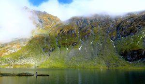 Lago Balea, Rumania