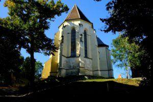 Colina Biserica Din Deal