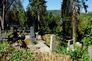 Cementerio Sajón de la Colina Biserica Din Deal