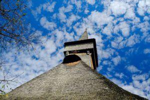 La Iglesia de Desesti, Maramures, Rumania