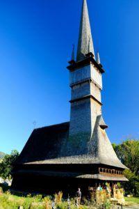 Iglesias de madera de Maramures, Rumania