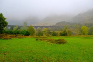 Viaducto de Glenfinnan, Fort William, Escocia
