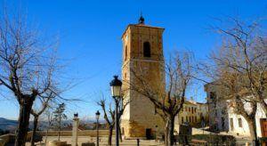 Torre del Reloj, Chinchón, Madrid