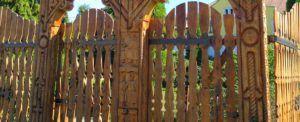 La madera, tan presente en Maramures
