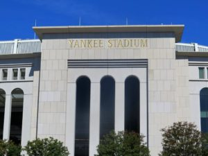 Estadio de los Yankees, Nueva York, EEUU