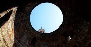Cúpula del Palacio de Diocleciano, Split, Croacia