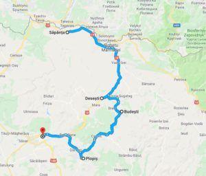 Nuestra ruta por Maramures, Rumania