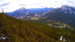 Gondola Banff