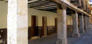 Casa de los Soportales, Daroca