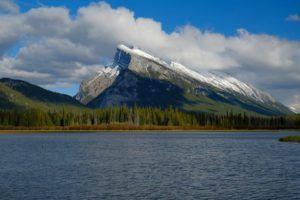 Vermilion Lake, Parque Nacional de Banff, Canadá