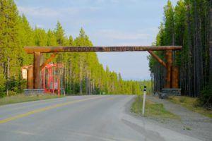 Bow Valley Parkway, Parque Nacional de Banff, Canadá