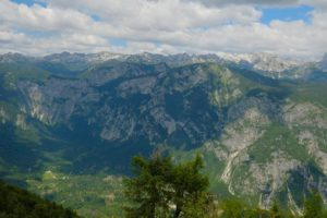Monte Vogel, Eslovenia