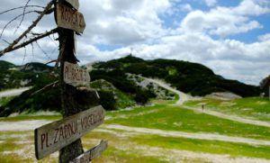 Rutas que partes desde el Monte Vogel
