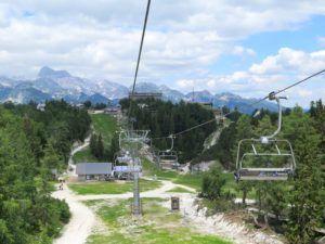 Telesilla del Monte Vogel