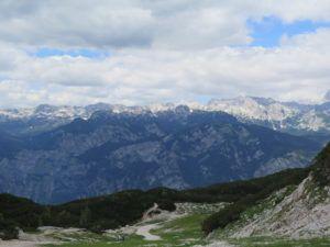 Alpes Julianos y Montes Triglav