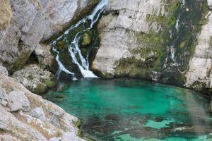 Cascada de Savica, Eslovenia