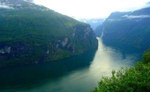 Fiordo Geiranger, Noruega