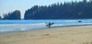 Playas de la Isla de Vancouver