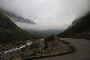 Carretera de las Aguilas, Noruega
