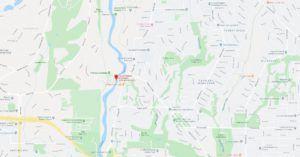 Localización y mapa del Capilano Bridge Park