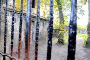 Cementerio de Greyfriars, Edimburgo