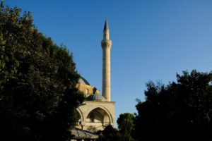 Mezquita Mustafa Pasha