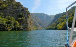 Cañón de Matka, Macedonia