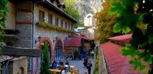 Monasterio de San Andrés, Cañon de Matka, Macedonia
