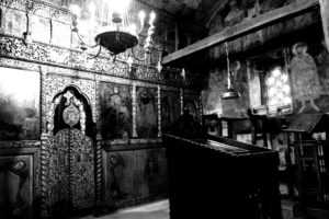 Monasterio de San Naum o Sveti Naum, Lago Ohrid