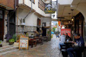 Pueblo de Ohrid