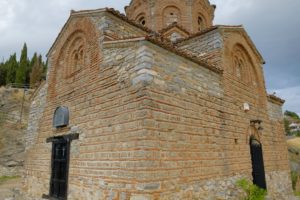 Iglesia de San Juan Kaneo, Ohrid, Macedonia