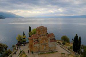Ohrid, el pueblo más bonito de Macedonia