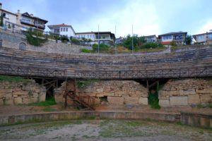 Anfiteatro de Ohrid