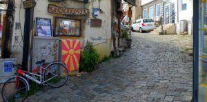 Old Bazar, Ohrid