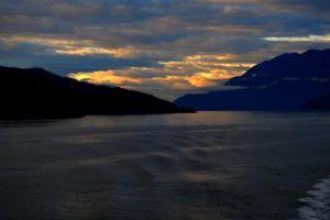 Maravilloso estrecho de Georgia