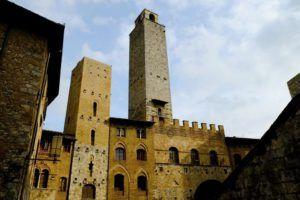 Piazza del Duomo, San Gimignano