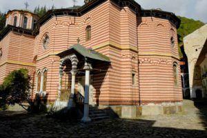 Monasterio de Rila, Bulgaria