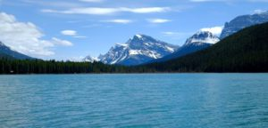 Waterfowl Lakes, Icefields Parkway