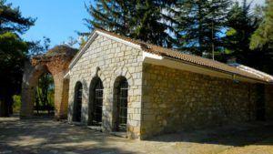 Tumba Tracia de Kazanlak original, Bulgaria