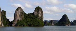 Bahia de Halong, la maravilla natural de Vietnam