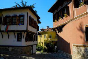 Ciudad alta de Plovdiv
