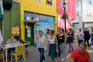 Barrio de Kapana de Plovdiv