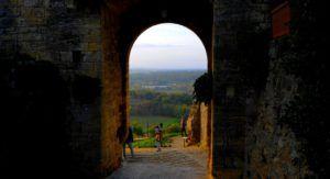 Porta di San Giovanni, Monteriggioni