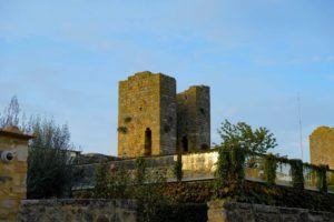 Murallas y torreones de Monteriggioni