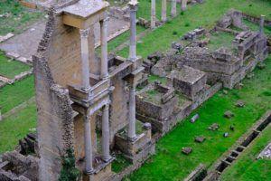 Teatro Romano de Volterra