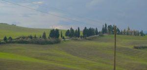 Valle de Orcia, Toscana